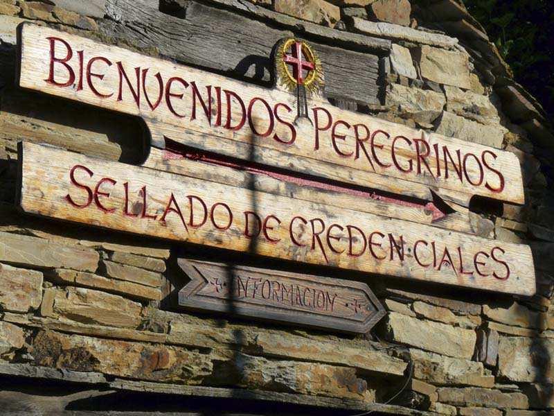 Resultado de imagen de Santiago, ritos del peregrino en