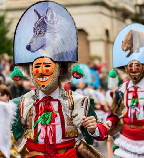 carnaval en verin
